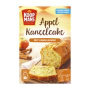 Koopmans Mix voor Appelkaneelcake 400 gram