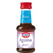 Dr. Oetker Aroma rumsmaak 38 ml
