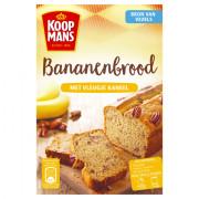 Koopmans Mix voor Bananenbrood 320 gram