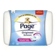Page Vochtig toiletpapier fresh (bewaardoos) 38 stuks