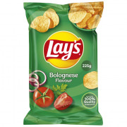 Lays Chips Bolognese 225 gram