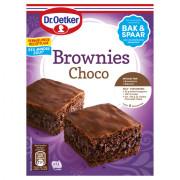 Dr. Oetker Brownies choco bakmix 360 gram