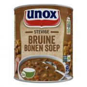 Unox Blik stevige Bruine bonensoep 800 ml