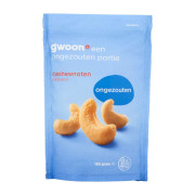 G'woon Cashewnoten ongezouten 150 gram