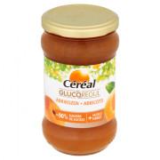 Céréal Gluco regul abrikozen jam 320 gram