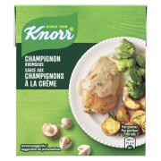 Knorr Champignonroom saus 300 ml kant en klaar