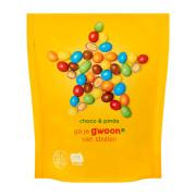 G'woon Choco pinda's 250 gram