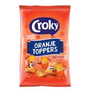 Croky Oranje Toppers 215 gram
