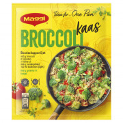 Maggi Mix voor dagschotel broccoli kaas kruidenmix