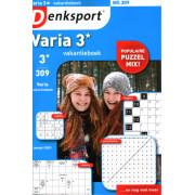 Denksport 3* varia vakantieboek