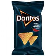 Doritos Sweet Chilli Pepper Tortilla Chips 185 gram