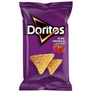 Doritos Pure Paprika Tortilla Chips 185 gram
