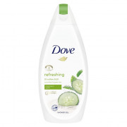 Dove Fresh touch douchecrème 500 ml