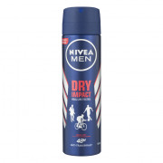 Nivea Men dry impact anti-transpirant spray 150 ml