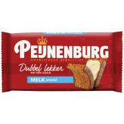 Peijnenburg Ontbijtkoek dubbel lekker melk 5 stuks