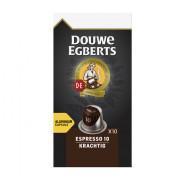 Douwe Egberts Espresso krachtig koffiecups 10 stuks