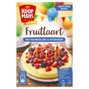 Koopmans Fruittaart 380 gram
