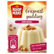 Koopmans Griesmeel pudding amandel 85 gram