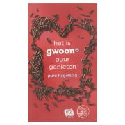 G'woon Hagelslag puur 400 gram