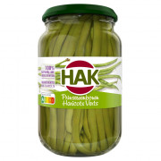 Hak Haricots verts extra fijn 340 gram