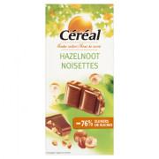 Céréal Tablet hazelnoot maltitol 80 gram