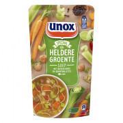 Unox Soep in zak heldere groentesoep 570 ml
