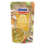 Unox Soep in zak heldere kippensoep 570 ml