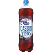 Hero Cassis zero frisdrank 1,25 liter