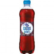 Hero Cassis zero frisdrank Zero 0,5 Liter