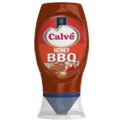 Calve Party saus honey bbq squeeze 250 ml