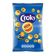 Croky Hula hoops Paprika 75 gram