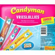 Candyman Vrieslollies 10 x 50ml