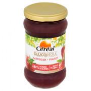 Céréal Gluco regul jam aardbeien 320 gram