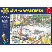 Jumbo Jan Van Haasteren - Bijna Klaar? (1000 Stukjes)