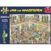 Jumbo Jan Van Haasteren - De Bibliotheek (1000 Stukjes)