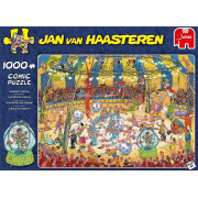 Jumbo Jan Van Haasteren - Acrobaten Circus (1000 Stukjes)