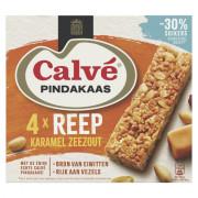 Calve Pindakaasreep karamel zeezout