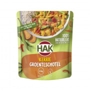 Hak Zak Kerrie groenteschotel 500 gram