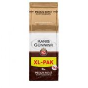 Kanis & Gunnink Medium roast koffiebonen voordeelpak 1kg