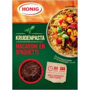 Honig Kruidenpasta macaroni en spaghetti 80 gram