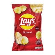 Lays Chips Naturel 225 gram