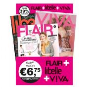 Libelle Viva Flair tijdschriften pakket