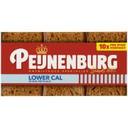 Peijnenburg Ontbijtkoek lower cal 10 stuks