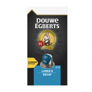 Douwe Egberts Lungo decaf koffiecups 10 stuks