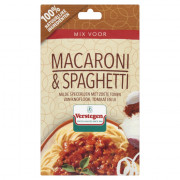 Verstegen Kruidenmix macaroni spaghetti 35 gram