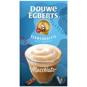 Douwe Egberts Verwenkoffie latte macchiato oploskoffie 8 stuks
