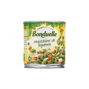 Bonduelle Macédoine de légumes 400 gram