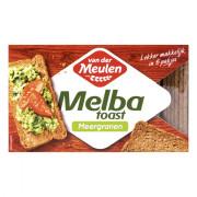 Van der Meulen Melba toast meergranen 120 gram