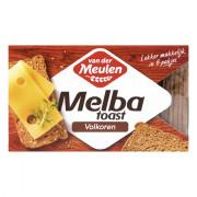 Van der Meulen Melba toast volkoren 120 gram