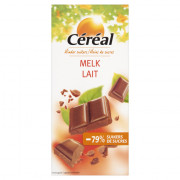 Céréal Chocoladetablet melk 80 gram